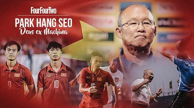 HLV Park Hang Seo trả lời báo Thái Lan: Cầu thủ Việt Nam ngang tầm Nhật và Hàn - Ảnh 1.