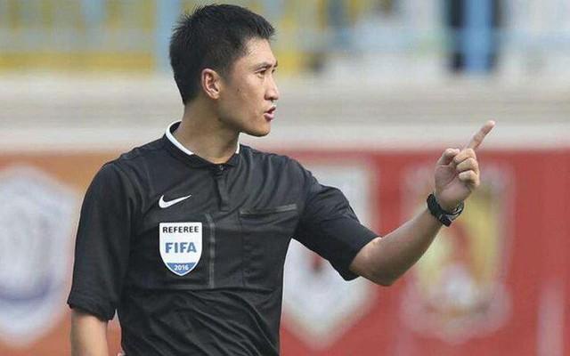 Chân dung vị trọng tài Trung Quốc sẽ bắt chính trong trận chung kết U23 châu Á 2018 - Ảnh 12.
