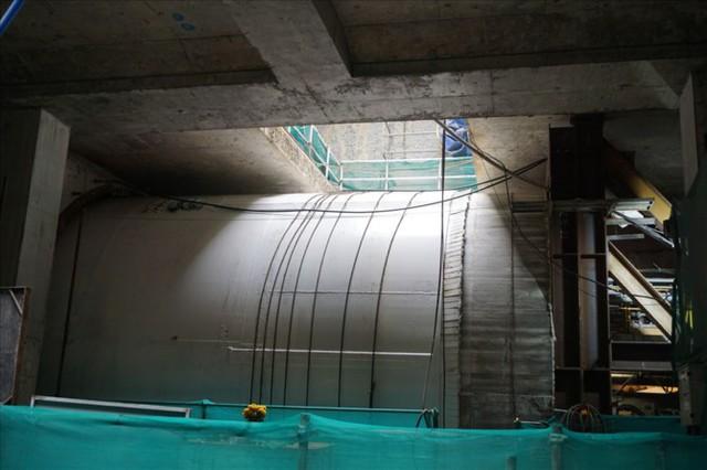 Thận trọng đào đường hầm thứ 2 tuyến metro Bến Thành - Suối Tiên - Ảnh 2.