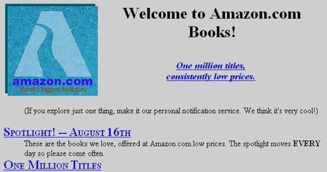 Hành trình kì lạ của Amazon: Kẻ thống trị mới của thế giới, sau 23 năm vẫn là công ty khởi nghiệp - Ảnh 1.