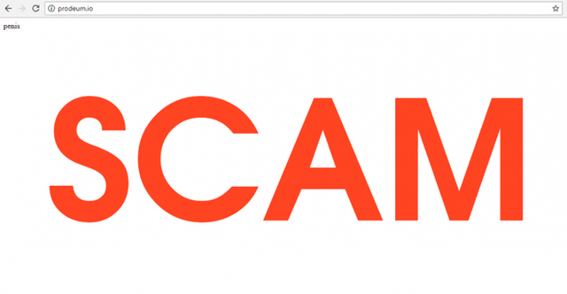 Một startup gọi vốn 6,5 triệu USD bằng tiền mã hóa, sau đó bỏ chạy và để lại đúng 1 từ châm chọc trên trang web - Ảnh 2.