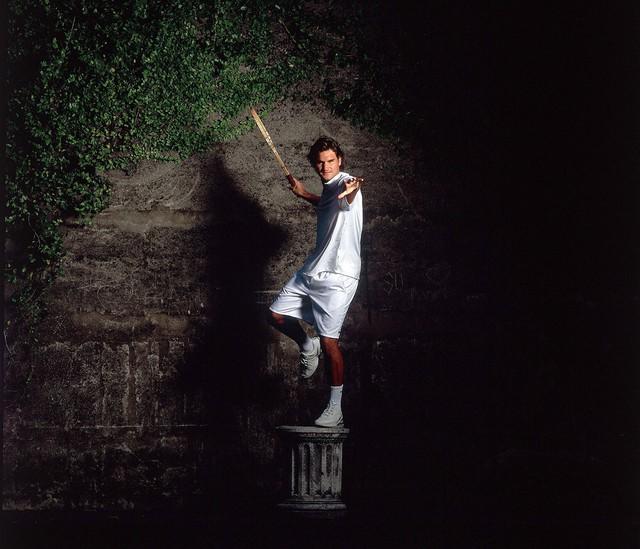 Roger Federer: Tượng đài vô địch bất chấp tuổi tác - Ảnh 4.