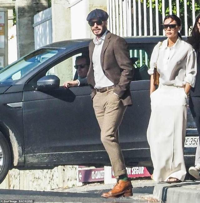 đầu tư giá trị - photo 1 1538395845023709600667 - David Beckham lịch lãm du ngoạn nước Pháp cùng vợ và hội bạn thân toàn sao nổi tiếng