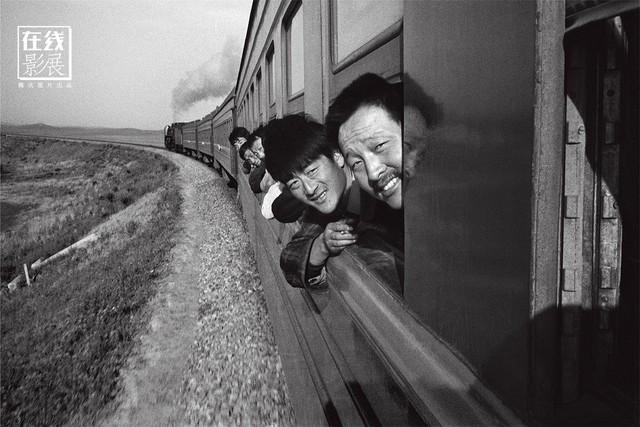 Dành 4 thập kỉ ghi lại hành trình trên những chuyến xe lửa, nhiếp ảnh gia Trung Quốc đem lại cho người xem những xúc cảm lạ thường - Ảnh 13.