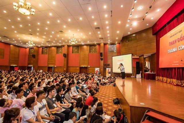 Nữ CEO ngành lập trình ngôn ngữ tư duy: Từ tay trắng thành doanh nhân thành đạt với ước mơ được dạy NLP cho 1 triệu người Việt Nam - Ảnh 2.