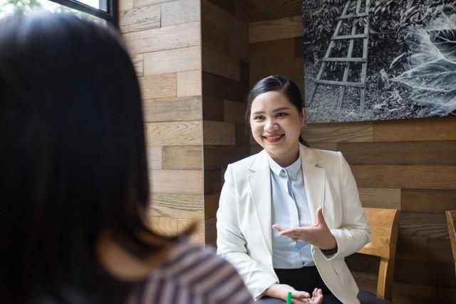 Nữ CEO ngành lập trình ngôn ngữ tư duy: Từ tay trắng thành doanh nhân thành đạt với ước mơ được dạy NLP cho 1 triệu người Việt Nam - Ảnh 3.