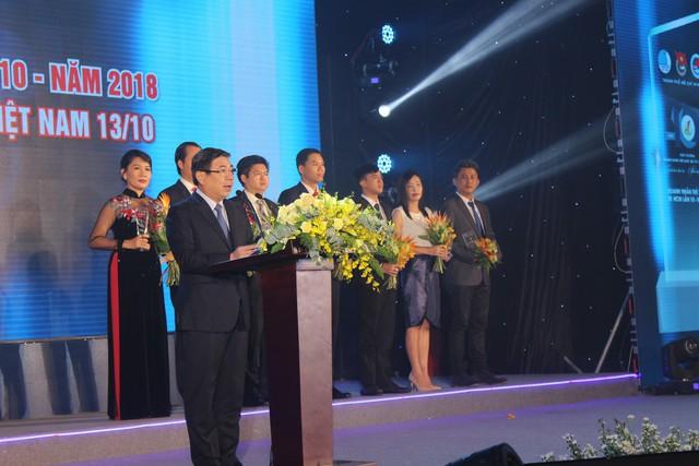 """17 doanh nhân được vinh danh trong lễ trao giải thưởng """"Doanh nhân trẻ hoàn hảo Tp.HCM lần 10 năm 2018"""" - Ảnh 4."""