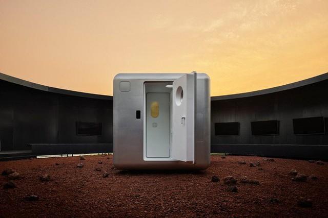 Bất động sản trên Sao Hoả: Ra mắt mẫu nhà mini đẹp lung linh giữa Hoả Tinh, báo hiệu ngày định cư không xa của loài người - Ảnh 1.
