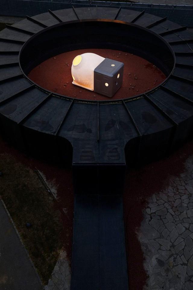 Bất động sản trên Sao Hoả: Ra mắt mẫu nhà mini đẹp lung linh giữa Hoả Tinh, báo hiệu ngày định cư không xa của loài người - Ảnh 2.