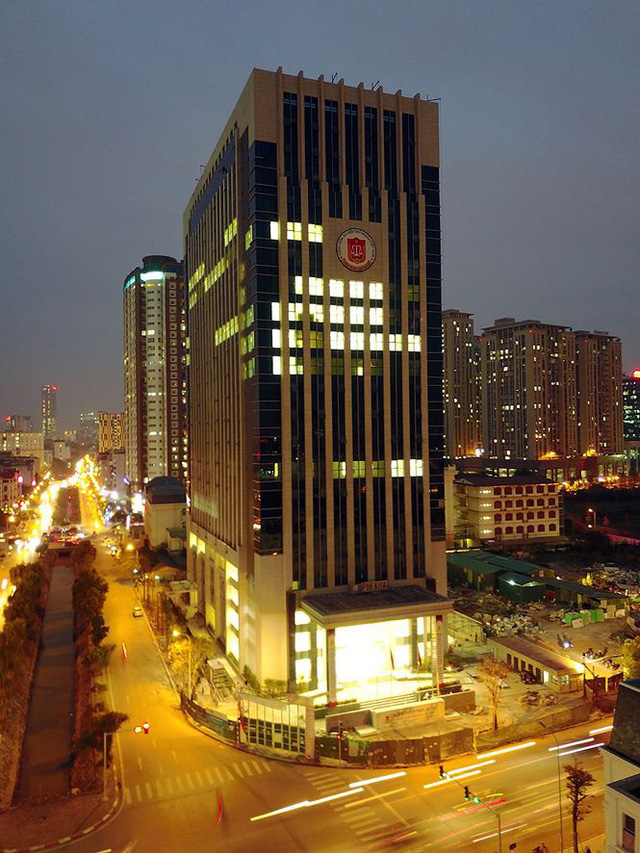 Vẻ đẹp rực rỡ của Hà Nội về đêm qua góc máy flycam Nhịp sống Thủ đô - Ảnh 6.