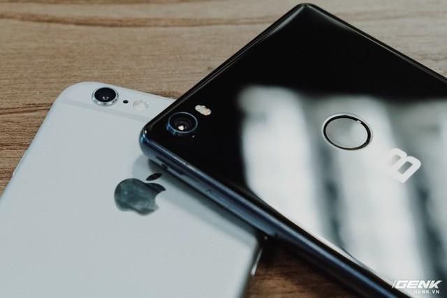 Trên tay & đánh giá nhanh Bphone 3 giá từ 6.99 triệu: Cuối cùng, người Việt đã có một chiếc smartphone đáng để tự hào - Ảnh 7.