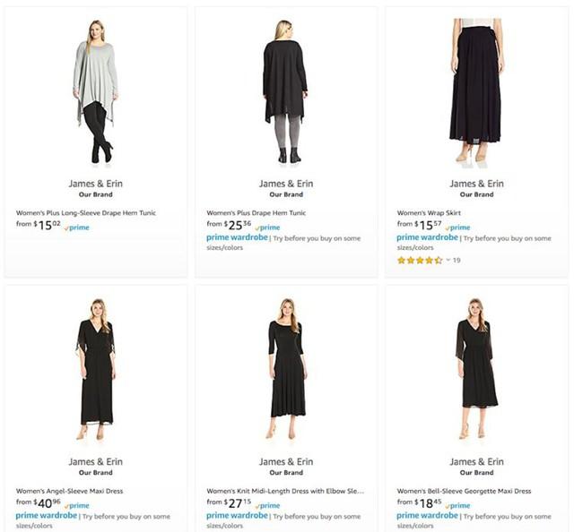 Bí mật về Amazon có thể bạn chưa biết: Có nhãn hàng riêng từ đồ lót phụ nữ, quần áo, thực phẩm tươi cho tới... đồ ăn cho chó - Ảnh 9.
