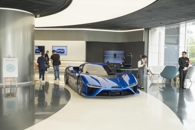 Chiến lược phân phối hàng độc đáo của hãng xe điện được xem là Tesla của Trung Quốc - Ảnh 7.