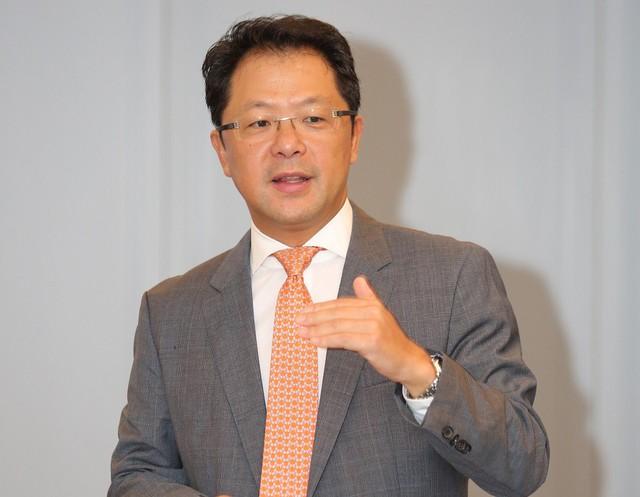 Ông Andy Ho: Thị trường đi xuống là thời cơ mua vào - Ảnh 1.