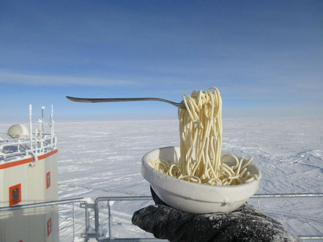 Nấu nướng ở nhiệt độ - 70 độ C là một trong những trải nghiệm kinh hoàng nhất thế giới này - Ảnh 4.