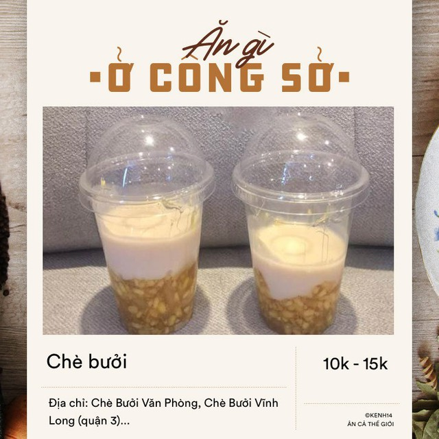 Thay vì trà sữa, dân văn phòng hãy thử order những món không tốn kém này để nạp năng lượng xem - Ảnh 6.