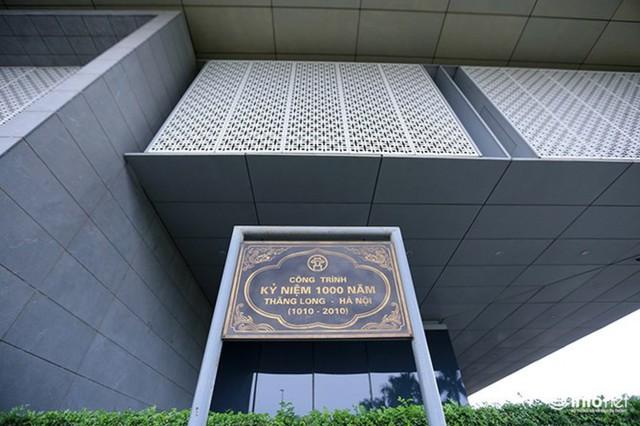 """Công trình nghìn tỷ bị """"lãng quên"""" giữa Thủ đô Hà Nội - Ảnh 1."""