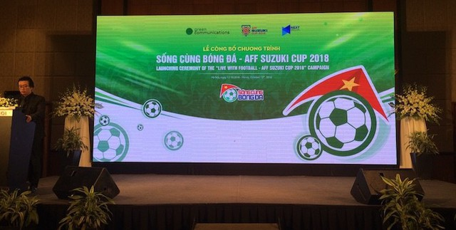Chiếu bóng đá AFF Suzuki Cup 2018 tại quán cafe sẽ không phải xin phép VTV? - Ảnh 1.