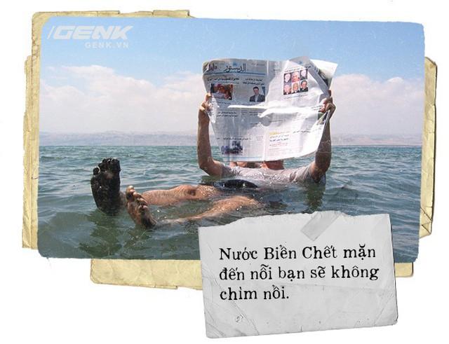 Biển Chết đang chết - Ảnh 2.
