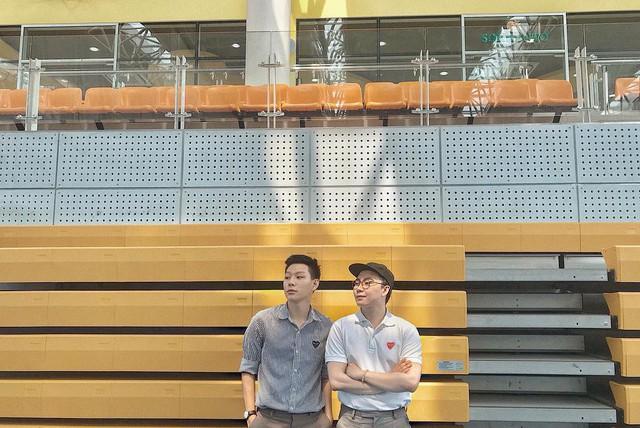 Bắc có ĐH Thăng Long, Nam có ĐH RMIT, đây chắc chắn là 2 ngôi trường đẹp, xịn nhất Việt Nam - Ảnh 20.