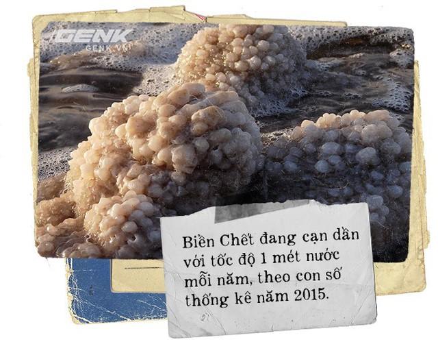 Biển Chết đang chết - Ảnh 4.