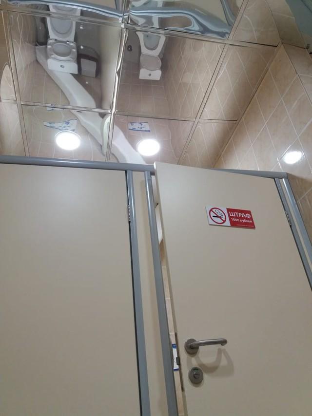 Chùm ảnh: Muôn hình vạn trạng những nhà vệ sinh có thiết kế xứng đáng được trao danh hiệu tệ nhất quả đất - Ảnh 5.