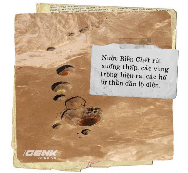 Biển Chết đang chết - Ảnh 6.