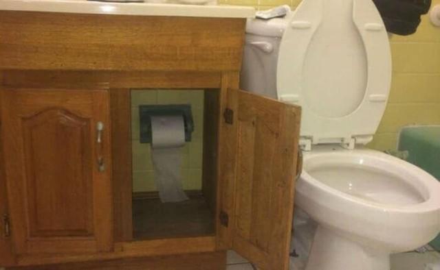 Chùm ảnh: Muôn hình vạn trạng những nhà vệ sinh có thiết kế xứng đáng được trao danh hiệu tệ nhất quả đất - Ảnh 10.