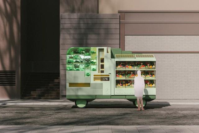 ikea - photo 1 1539483782979244571441 - IKEA thiết kế phương tiện tự lái kết hợp quán cafe, phòng ngủ và cả phòng họp phục vụ công việc