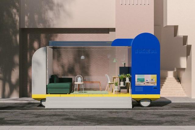 ikea - photo 1 15394837845481554962512 - IKEA thiết kế phương tiện tự lái kết hợp quán cafe, phòng ngủ và cả phòng họp phục vụ công việc