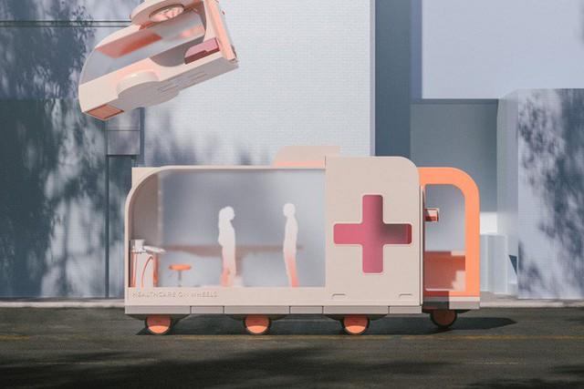 ikea - photo 1 15394837958751191605201 - IKEA thiết kế phương tiện tự lái kết hợp quán cafe, phòng ngủ và cả phòng họp phục vụ công việc