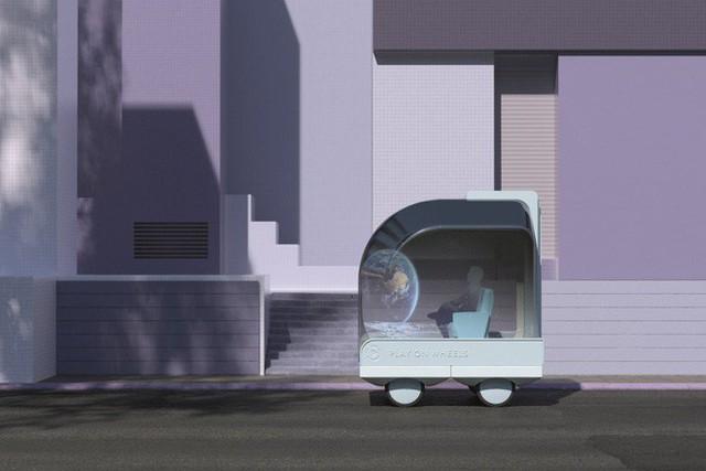 ikea - photo 1 15394838602521352387053 - IKEA thiết kế phương tiện tự lái kết hợp quán cafe, phòng ngủ và cả phòng họp phục vụ công việc