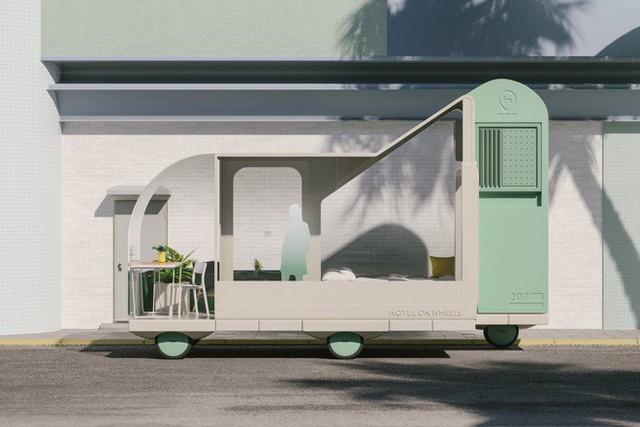 ikea - photo 2 15394837845491220965632 - IKEA thiết kế phương tiện tự lái kết hợp quán cafe, phòng ngủ và cả phòng họp phục vụ công việc