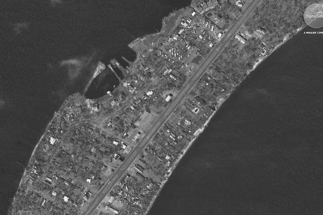 Cảnh tượng ám ảnh về Florida (Mỹ) trước và sau trận siêu bão Michael - Ảnh 8.