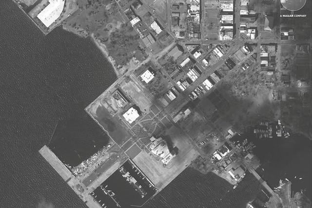 Cảnh tượng ám ảnh về Florida (Mỹ) trước và sau trận siêu bão Michael - Ảnh 10.