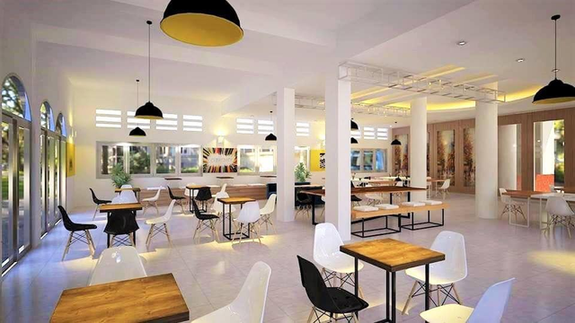 Thư viện các trường Đại học ở Việt Nam: Nơi sang chảnh 129 tỷ đồng, nơi đẹp đến mức đứng đâu cũng ra ảnh nghìn like - Ảnh 1.