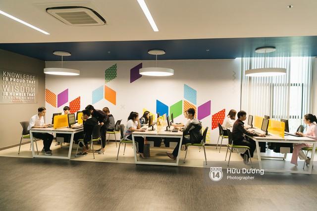 Thư viện các trường Đại học ở Việt Nam: Nơi sang chảnh 129 tỷ đồng, nơi đẹp đến mức đứng đâu cũng ra ảnh nghìn like - Ảnh 16.