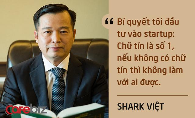 Những câu nói ấn tượng chưa từng xuất hiện trên sóng truyền hình của Shark Việt - vị cá mập khách mời nhưng cam kết rót tiền nhiều nhất Shark Tank - Ảnh 3.