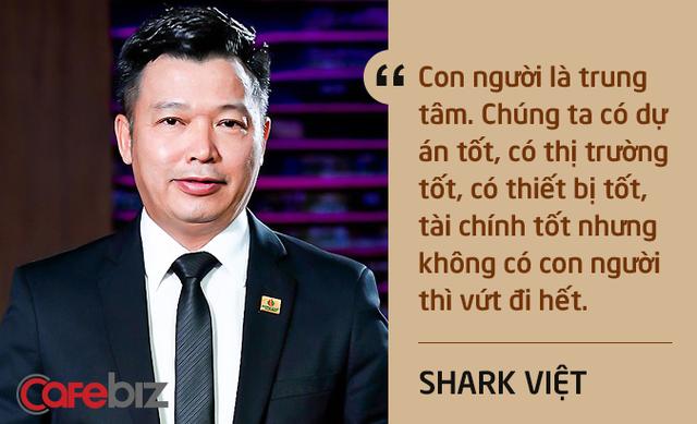 Những câu nói ấn tượng chưa từng xuất hiện trên sóng truyền hình của Shark Việt - vị cá mập khách mời nhưng cam kết rót tiền nhiều nhất Shark Tank - Ảnh 6.
