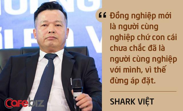 Những câu nói ấn tượng chưa từng xuất hiện trên sóng truyền hình của Shark Việt - vị cá mập khách mời nhưng cam kết rót tiền nhiều nhất Shark Tank - Ảnh 8.