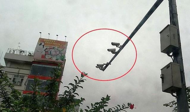 Cận cảnh rừng camera khó dùng phạt nguội tại Hà Nội - Ảnh 5.