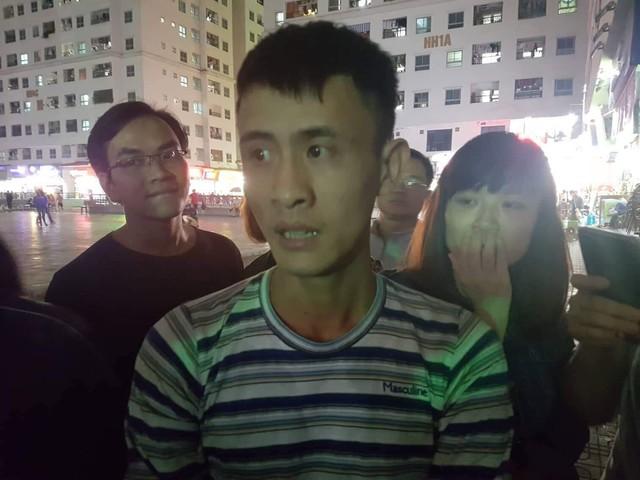 Người phát hiện thi thể bé sơ sinh ở CC Linh Đàm: Tôi nghe tiếng hét của phụ nữ trên tầng cao, nhìn lên thì thấy một nhà vừa tắt đèn ngay - Ảnh 2.