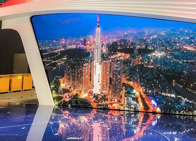 đầu tư giá trị - san khau 3 15384567513231152330990 - Hé lộ sân khấu VinFast tại Paris Motorshow trước giờ G