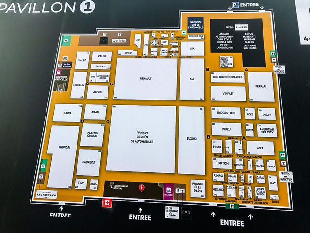 đầu tư giá trị - san khau 5 1538456763131318167767 - Hé lộ sân khấu VinFast tại Paris Motorshow trước giờ G