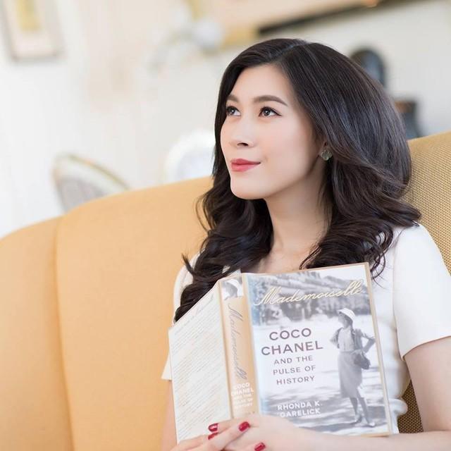 ái nữ thừa kế - photo 3 15401214508342049848985 - Những ái nữ thừa kế sáng giá, xinh đẹp của các đại gia Việt