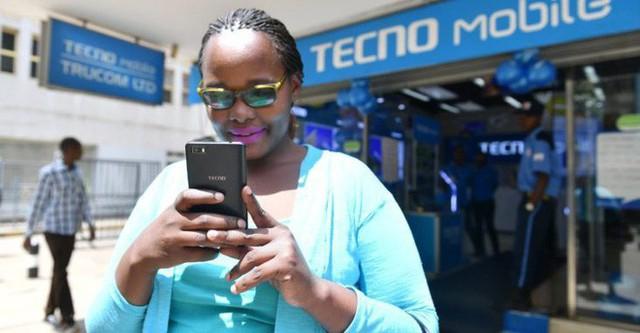 Với tính năng selfie, hãng smartphone chưa ai từng nghe tên này đánh bại cả Apple, Samsung, Huawei... ở châu Phi như thế nào? - Ảnh 9.