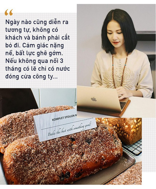 """CEO La Vita Bakery Trần Thị Quỳnh: Thất bại đầu đời chỉ vì là """"gái đẹp""""! - Ảnh 10."""