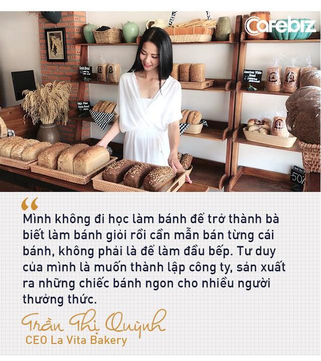 """CEO La Vita Bakery Trần Thị Quỳnh: Thất bại đầu đời chỉ vì là """"gái đẹp""""! - Ảnh 7."""