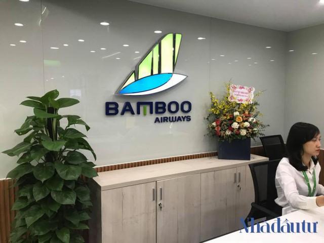 """bamboo airways - photo 10 15402918842171020299313 - """"Đột nhập"""" đại bản doanh hãng hàng không Bamboo Airways, gần đại sứ quán Hàn Quốc"""