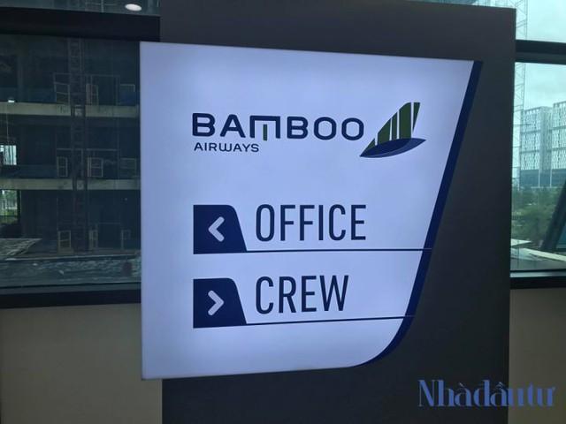 """bamboo airways - photo 11 15402918842191374995428 - """"Đột nhập"""" đại bản doanh hãng hàng không Bamboo Airways, gần đại sứ quán Hàn Quốc"""